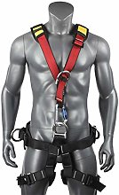 Industrial Fall Protection Safety Harness, Full