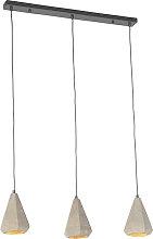 Industrial hanging lamp concrete - Hormigo Cone 3