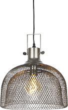 Industrial hanging lamp steel - Arti Wire