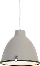 Industrial Pendant Lamp 38cm Brown - Anteros