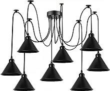 Industrial Pendant Lighting E27 Edison Retro