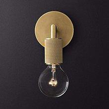 Industrial Pendant Lighting with Open Bulb 1 Light