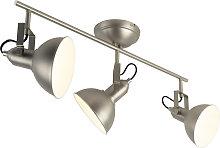 Industrial spot steel 3-light - Tommy