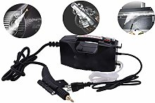 Industrial Steam Cleaner 2600W with 11-Piece