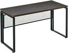 Industrial Style Computer Desk Study Writing Table