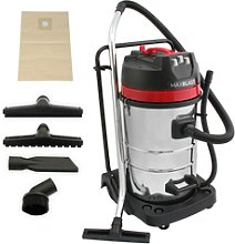 Industrial Vacuum Cleaner Wet And Dry 80l Carwash