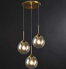 Industrial Vintage Brass Hanging Lamp Pendant Lamp