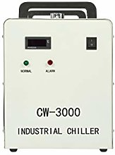 Industrial Water Chiller Cool CW-3000AG for 50W