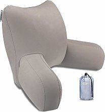 iNeego Inflatable Reading Pillow Portable Reading