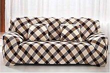 INFANDW Sofa Cover 1 2 3 4 Seater Non slip all