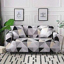 INFANDW Spandex Stretch Sofa Cover, Attern Printed