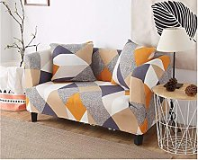 INFANDW Universal Elastic Armchair Cover, Orange