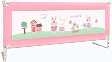 Infant Bed Fence, Double Lock Bed Fence, Portable