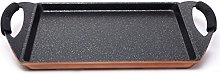 Infinity Chef Infinity Chef Grill Plate, Copper,
