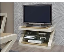 Infinity Painted Smoke Top TV Cabinet