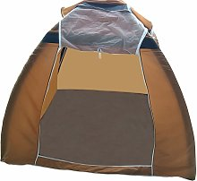 Inflatable air tent 4/5 people with pump and