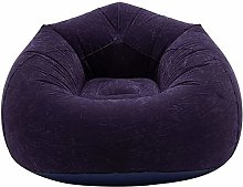 Inflatable Bean Bag Chair Sofa With Pump And Patch