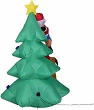 Inflatable Christmas Tree Model | 5.9Ft LED