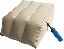 Inflatable Leg Pillow Wedge Pillow Elevates Legs