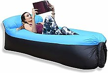 Inflatable Lounger Air Sofa Chair Coach for Adult