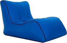 Inflatable Lounger Air Sofa Couch,Portable