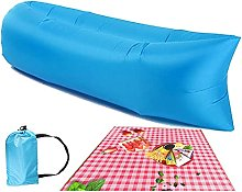 Inflatable Lounger Air Sofa, Inflatable Couch anti