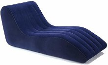 Inflatable Lounger, S-Shaped Inflatable Lounger
