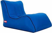 Inflatable Lounger Sofa Outdoor, Foldable Air Sofa