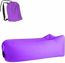 Inflatable Lounger Waterproof Air Sofa Hammock