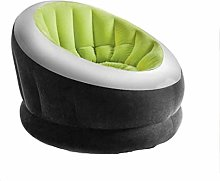 Inflatable Portable Flocking Sofa Cushion with air