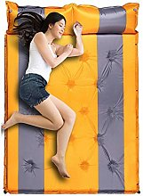 Inflatable Sleeping Mattress Camping Outdoor Thick