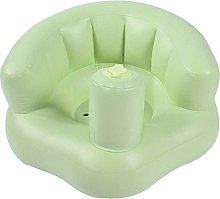 Inflatable Sofa for Baby Bath, Ventilated and
