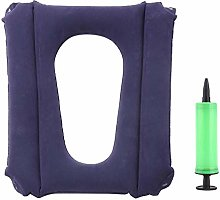 Inflatable Toilet Seat Cushions, Easy To Clean
