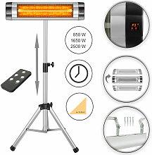 infrared radiant heater 2500 watt electric indoor