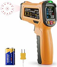 Infrared Thermometer AIDBUCKS AD6530D Digital