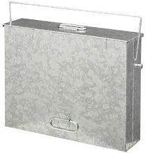 Inglenook Galvanised Ash Box- (Fire168) by
