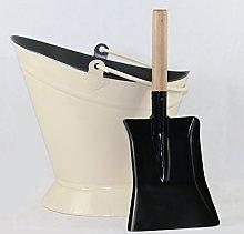 Inglenook Waterloo Bucket & Shovel - Cream