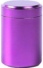 Ingrirt5Dulles Aluminum Herb Stash Jar Airtight