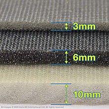 Inka-Corp Scrim Foam 3mm 6mm 10mm Car Padding