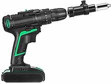 InLoveArts 25V Cordless Drill with Rivet Gun Drill