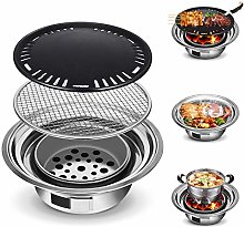 InLoveArts Barbecue Grill Indoor, Foldable