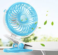 innislink Clip on Fan Mini Desk Fan Portable