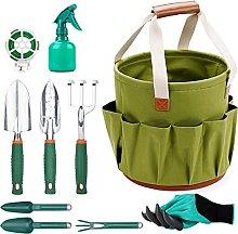 INNO STAGE Garden Tools Set 10 Pieces Hand Tool