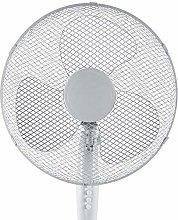 Innova Pedestal Oscillating Fan 16inch | White