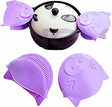 Innova® Silicone Dog Kitchen Baking BBQ Oven