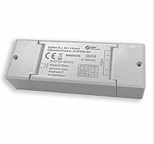 Innovate® ZIGBEE 4-Channel Dimmer Actuator 12-24