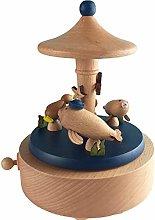 Innovation Scenario Wooden Musical Box, Premium