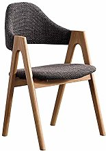 Innovative Craft Nordic Solid Wood Dining Chair