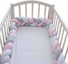 INOBXR Soft Knot Pillow Decorative Baby Bedding