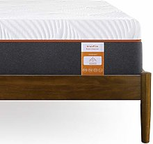 Inofia King Mattress with Washable Cover,Memory